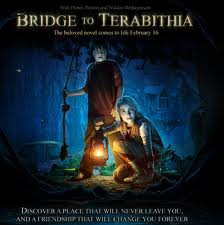 Imaginary Worlds: A Review of Bridge to Terabithia | A