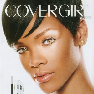 Rihanna Cover Girl