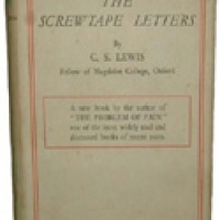 Dorothy Sayers' Sluckdrib Letter: Not The First Screwtape Copycat ... But Close
