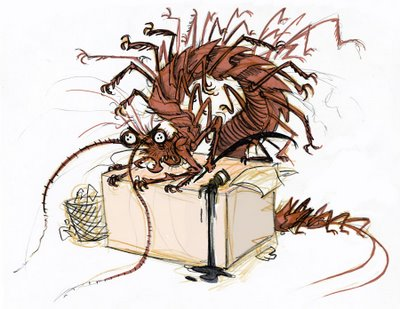 how cs lewis conceived of the screwtape letters