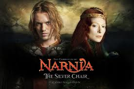 silver chair narnia film