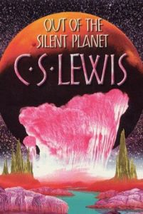 Out Of The Silent Planet by C.S. Lewis 19 60s