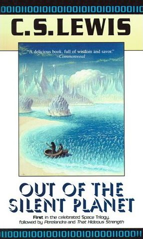 out of the silent planet Out of the silent planet is a timely parable that has been loved for many generations dr ransom is chronicled through his abduction by a megalomaniacal physicist and his accomplice via space ship to the planet malacandra.