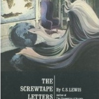 The Screwtape Letters Special Illustrated Edition by Artist Wayland Moore: A Bookstore Find Review