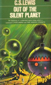 Out Of The Silent Planet by C.S. Lewis 1960s