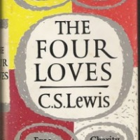 C.S. Lewis, Gender, and The Four Loves: An Open Class (Tues, Sep 17, 7pm Eastern)
