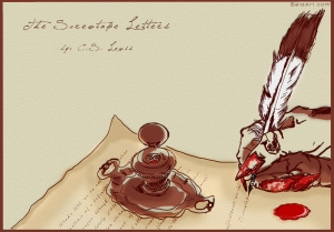 screwtape letters by Izabela Wojcik