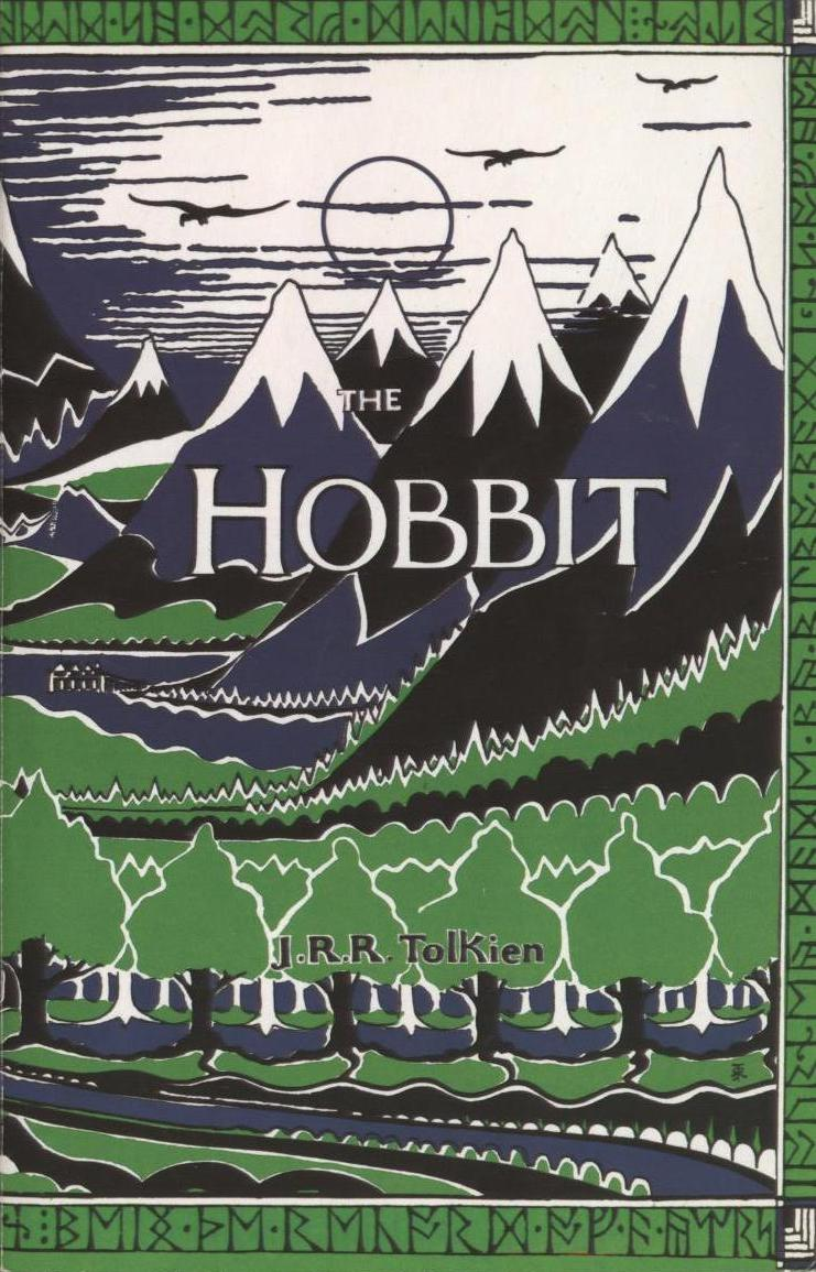 accidental riddles in the invisible dark the hobbit along and in