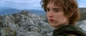 frodo baggins Lord of the Rings