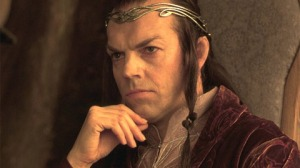 Hugo Weaving Elrond