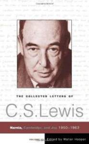 collected letters cs lewis volume 3 ed by walter hooper