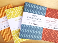 CS Lewis Apologetics Books Mere Christianity Miracles Screwtape