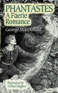 Phantastes by George MacDonald bw