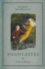 Phantastes by George MacDonald early plate