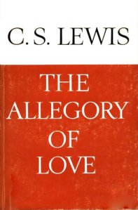 Allegory of Love CS Lewis 1976 reprint