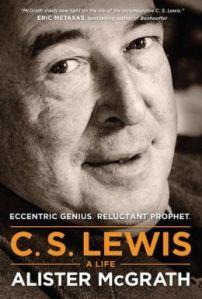 Lewis Relecutant Prophet Eccentric Genius Alister McGrath