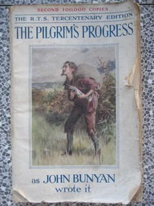 Pilgrim's Progress 20th c Religious Tract Society