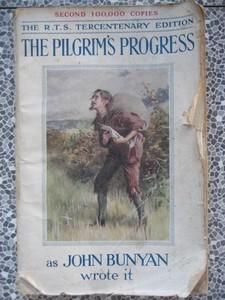 Pilgrim's Progress 20th c Religious Tract Society