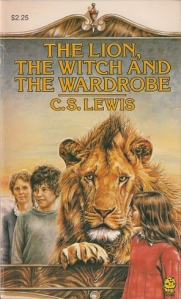 Lion Witch Wardrobe by CS Lewis
