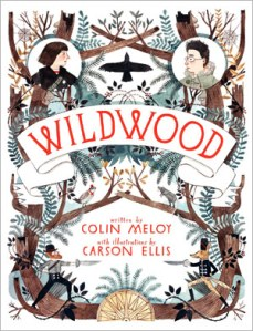 Wildwood Cover Carson Ellis Colin Meloy