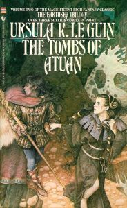 tomes of atuan by ursula le guin