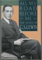 cs lewis all my road before me diary 1920s