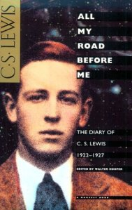cs lewis all my road before me diary