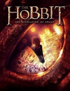 movie desolation of smaug poster tolkien