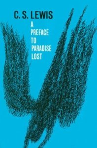 cs lewis preface to paradise lost 1970