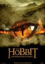 eye desolation of smaug poster