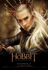 Lee Pace Thranduil desolation of smaug poster