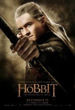orlando bloom legolas desolation of smaug poster