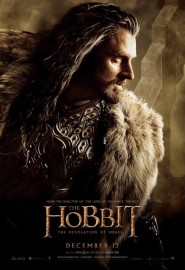 richard armitage desolation of smaug poster