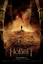 the desolation of smaug movie poster
