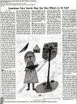 Sometimes Fairy Stories NYT 1956