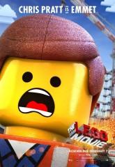 lego movie chris pratt emmet