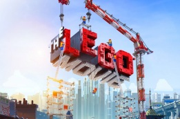 The Lego Movie sky crane
