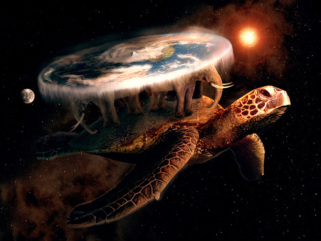 Turtles all the way down discworld conversations about the discworld atuin from film biocorpaavc Choice Image