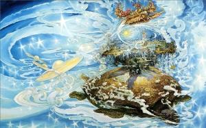 discworld wallpaper