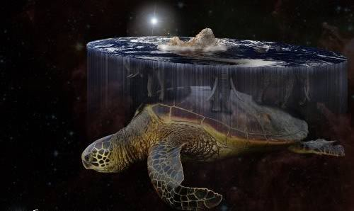 the world on a turtles back