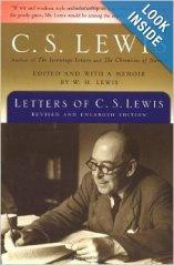 Letters of CS Lewis by Warren Lewis 1966