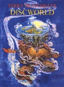 terry pratchett discworld
