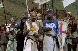 Monty Python King Arthur