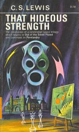 that hideous strength cs lewis 1964