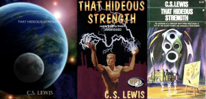 that hideous strength cs lewis different covers
