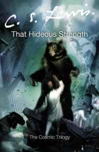 that hideous strength cs lewis trilogy box set 2000s bear