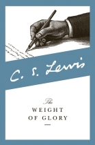 Weight of Glory by CS Lewis signature