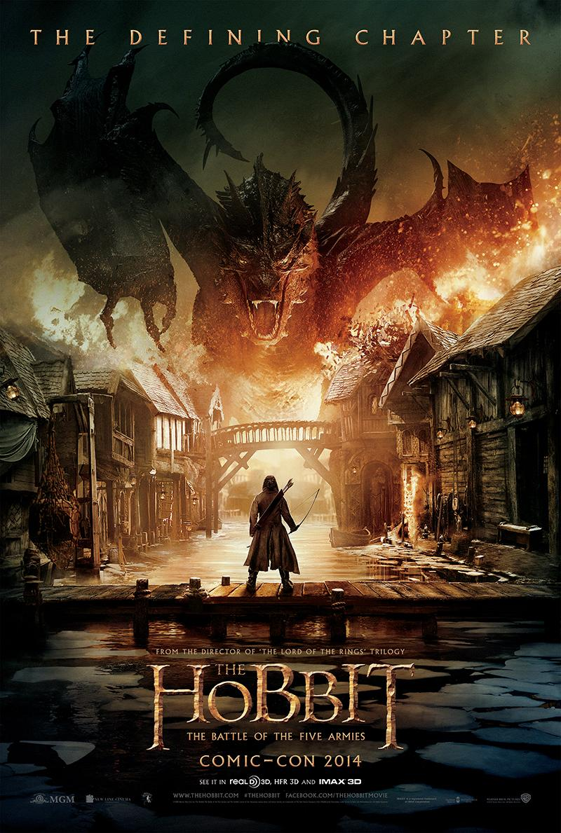 podcast discussion on the hobbit film at all about jack a the hobbit the battle of the five armies