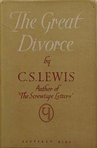 cs lewis the great divorce 1st ed