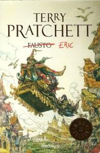 Fausto Eric Mundodisco terry Pratchett Portada